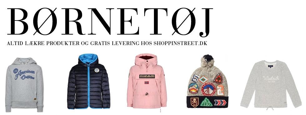 Børnetøj - kvinder tøj og sko falkoner alle shopping street- shoppinstreet.dk - ShoppinStreet.dk