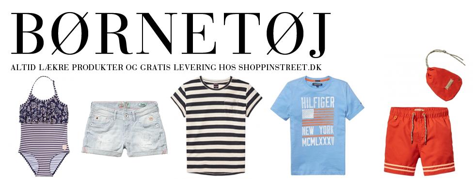 Børnetøj - ShoppinStreet.dk - Falkoner Alle københavn